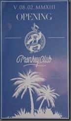 Cannes Night Club Monkey